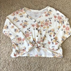 American eagle sweater size medium